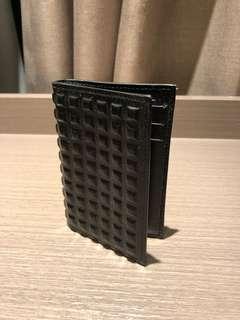 Balenciaga studded wallet