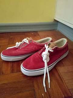 Sperry Red Mens