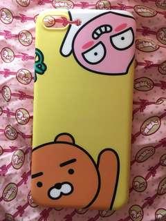 iPhone Case 7Plus/8Plus 手機殼 包郵 Ryan Kakao