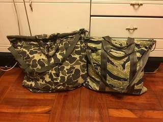 Military Helmet Bag x 2