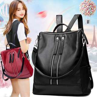 [PO] Fashion Korean Backpack