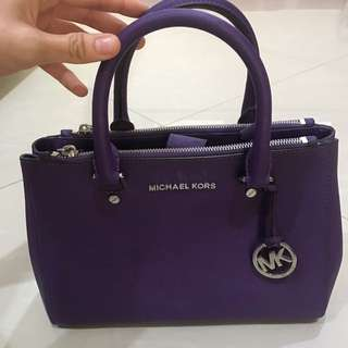 Tas Authentic MICHAEL KORS Kellen Medium Satchel Original Asli