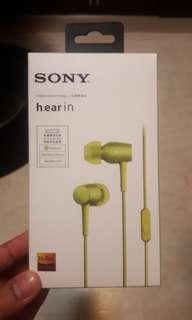 BNiB Sony earpiece