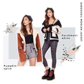 TJM Garosugil Woolen Jacket