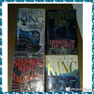 Author: Stephen King