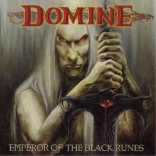 Domine ‎- Emperor Of The Black Runes CD