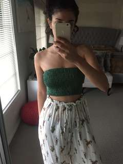 Tree of life bandeau top