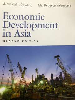 Economic Development in Asia - Second Edition