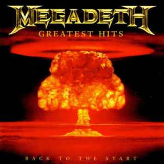 Megadeth - Back To The Start Greatest Hits CD + DVD