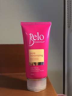 Belo Pore Minimizing Facial Wash