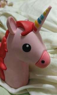 Pink Unicorn Powerbank