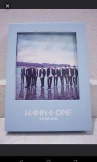 [WTB] Wanna One To Be One Unsealed Full set (Sky Ver)