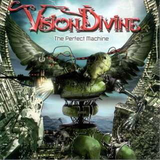 Vision Divine ‎– The Perfect Machine CD