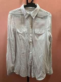 Cotton on Striped Polo
