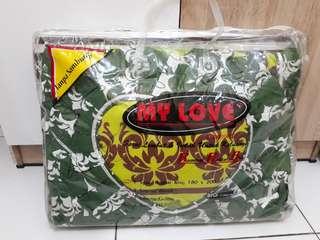 Sprei My Love Rumbai