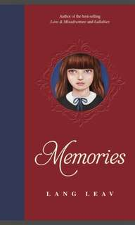 Memories — Lang Leav (ebook - epub)