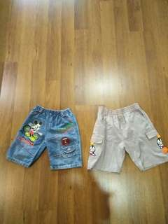 Boy short Pants (for 5 - 6 year old)