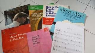 Guitar Textbooks
