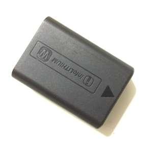 Sony NP-FW50 original battery
