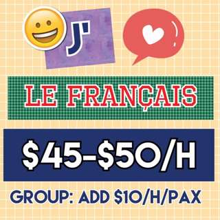 FRENCH LESSONS (BEGINNER/MOELC/IB)