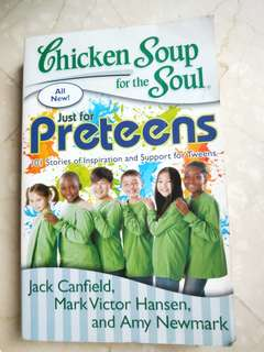 Chicken Soup for the Soul (Preteen)