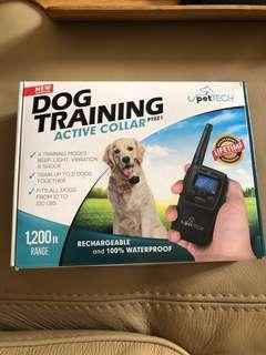 Near new E-Collar for dogs