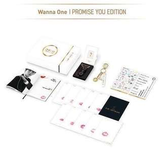 Wanna One IPU Official MD