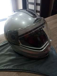 Helmet Flip-up CABERG Konda With Twin Visor System