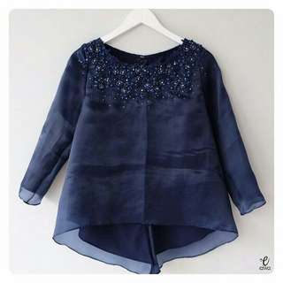 Blouse payet