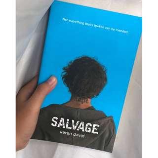 Salvage - Keren David