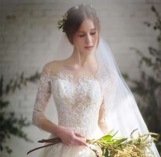 Wedding Gown bridal