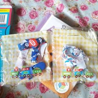 STRAP FOR PACIFIER / EMPENG DOT / MAINAN / TEETHER / TALI untuk STROLLER TOYS / clip holder toy