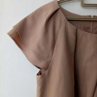 Chocomalt Dress