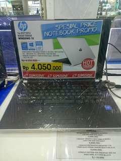 Cicilan Tanpa Kartu Kredit Proses 3 Menit, Laptop HP 14-BS718TU !! Di Mall Cijantung