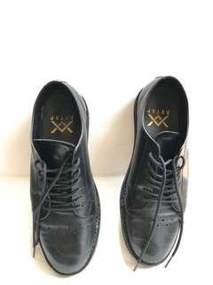 Artap Norwin Black Size 43 Leather