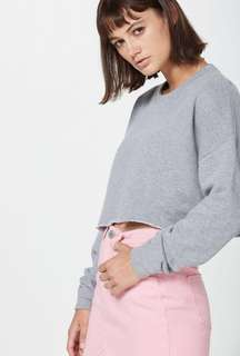 Factorie Casper Crop Sweat (Preorder)