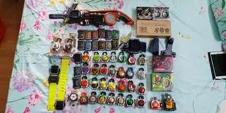 Kamen Rider Gaim Set