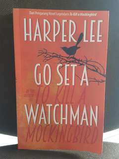 Go Set A Watchman (sold in another app)
