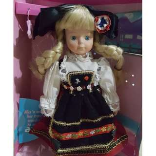 Boneka barbie character ori (baca keterangan)