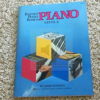 Bastien Piano Basics 'Piano (Level 2)'