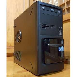 Asus大品牌桌上型電腦主機Intel i7 CPU 870 頂級八核 LOL 文書機 非雙核 機殼CASE 3C
