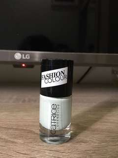 Nail lacquer mint