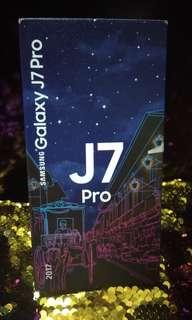 Brand New Samsung J7 Pro 32Gb