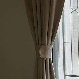 隔熱窗簾布