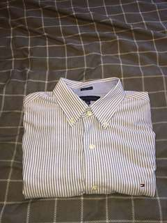 Authentic Tommy Hilfiger Button Shirt