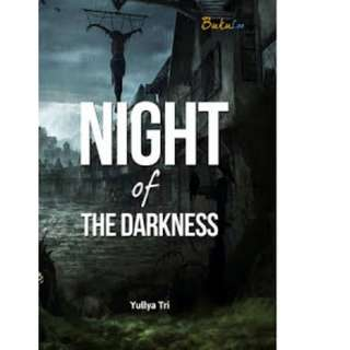 Ebook Night of The Darkness - Yullya Tri