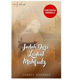 Ebook Jodoh Dari Lauhul Mahfuzd - Chanty Romansa