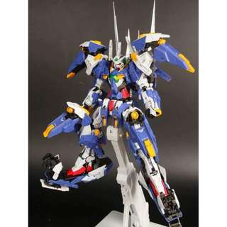 Gundam MG 1/100 Exia Alvanche Daban