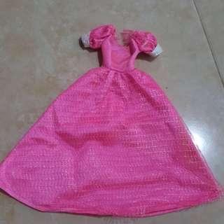 Baju barbie cocok hadiah anak (baca keterangan)