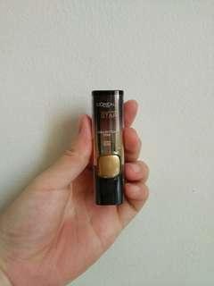 Loreal Gold Lipstick Brand New